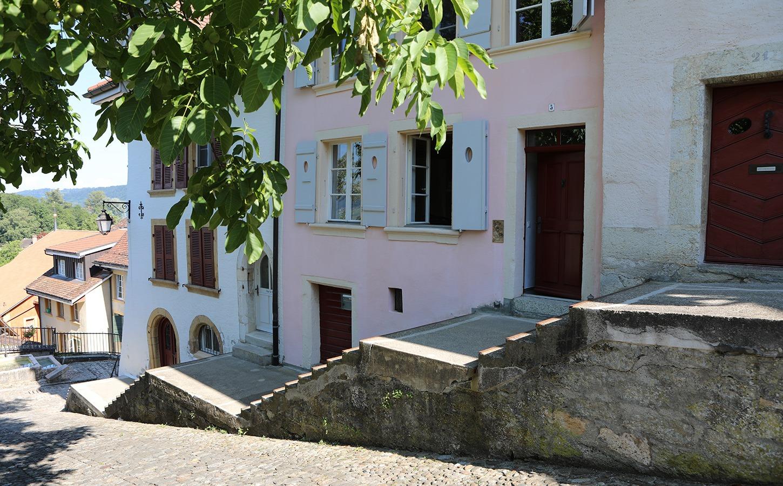 maison d'hôtes Erlach