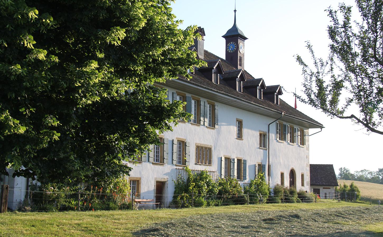 hôtel île de Saint-pierre Erlach
