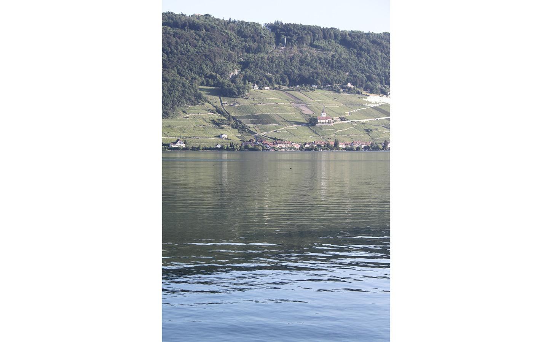 Ligerz lac de Bienne Erlach